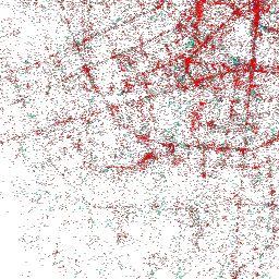 Twitter + GNIP Più di 280 milioni di tweet inviati dai telefoni cellulari rivelano i modelli e le informazione geografiche di utilizzo con un dettaglio senza precedenti