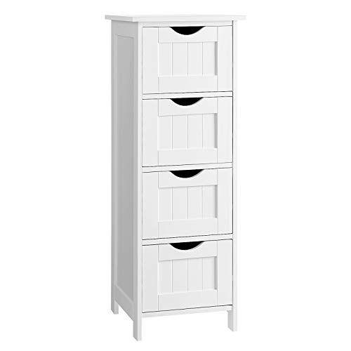 23+ White bathroom floor cabinet diy