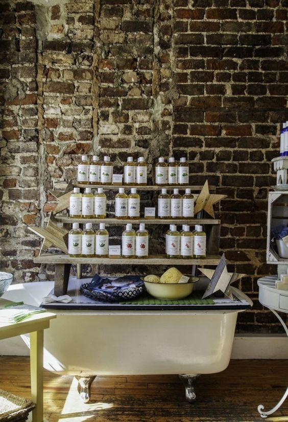 Nourish - Natural Bath Products - Savannah, Georgia