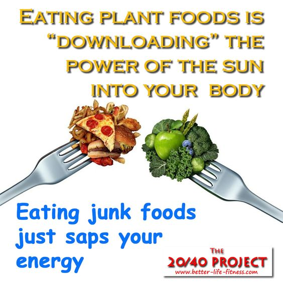 """Get your weight loss """"app"""" at the 20/40 Project."""
