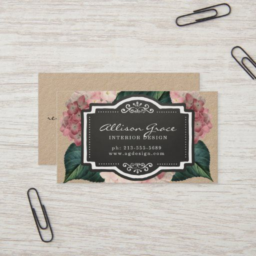 Pin On Vintage Business Cards
