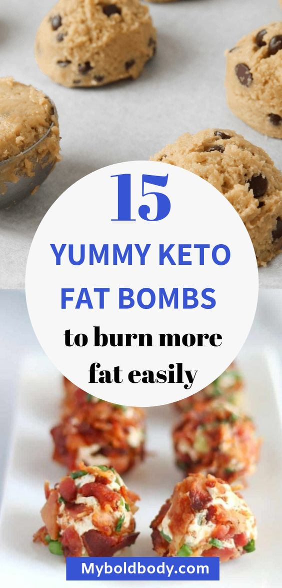 15 keto fat bombs to help you lose weight on keto
