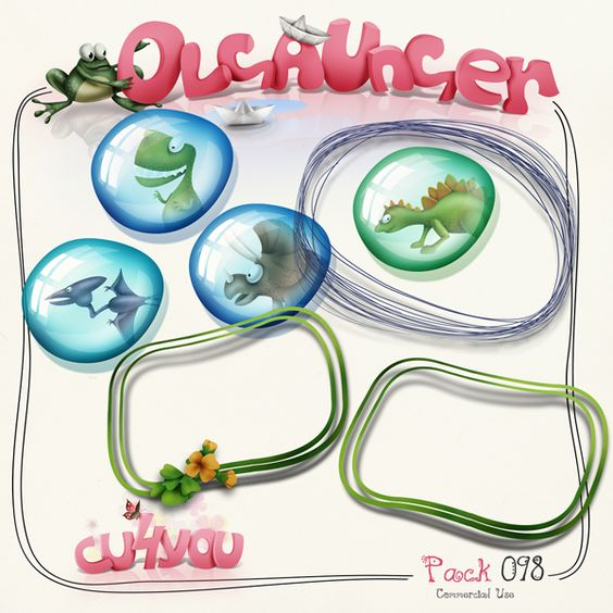 CU pack 098 by OlgaUnger Designs