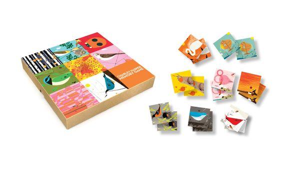 Charley Harper Memory Game: Charley Harper: 9781934429266: Amazon.com: Books