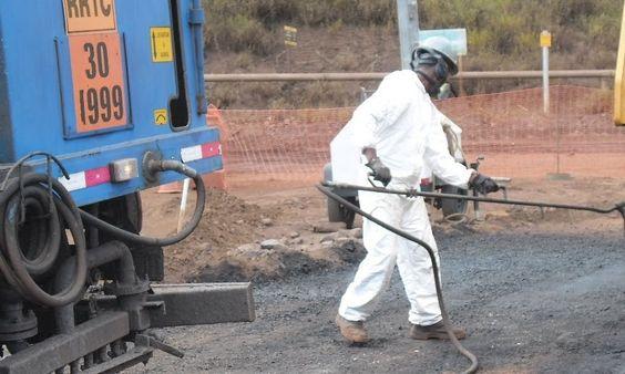 Risco de contaminações com produtos químicos