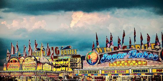Kentucky State Fair 2011 Midway