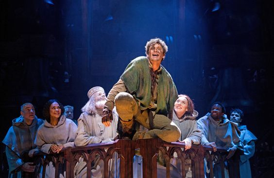 There is a surprising self-seriousness to this polished but ponderous musical, with music by Alan Menken and lyrics by Stephen Schwartz.