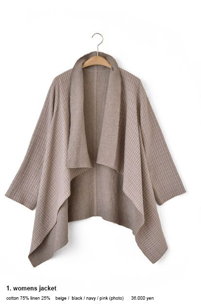 Warm linen-cotton | [ JURGEN LEHL ] online shop