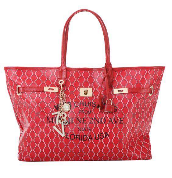 amazing bag. The MIAMI BAG BIG RED by V73. @V73Official