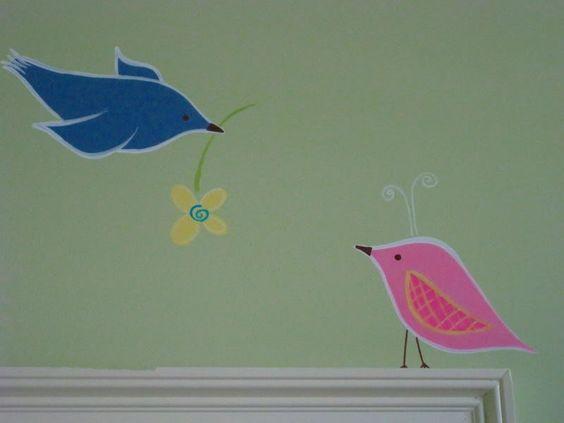 Pintura parede