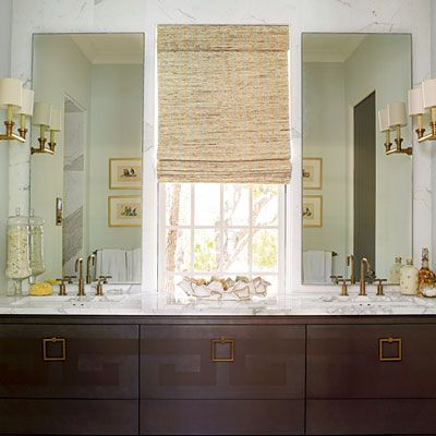 2012 ultimate beach house room tour pinterest the two for Beach house master bathroom