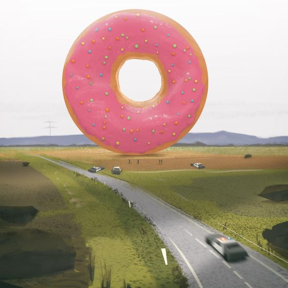 Will Robertson‎ - the big donut