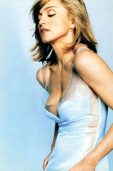 Madonna, Versace 1995 - Mario Testino