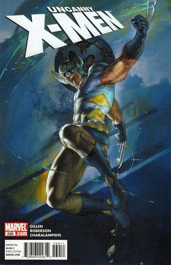 Uncanny X-Men Vol 1 539 - Marvel Comics Database simone bianchi
