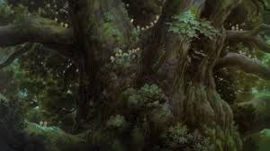 miyazaki background art - Google Search