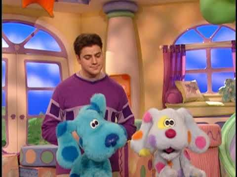 Pin By Kelly Peters On My Favorite Tv Show In 2020 Barney Friends Blue S Clues Nickelodeon