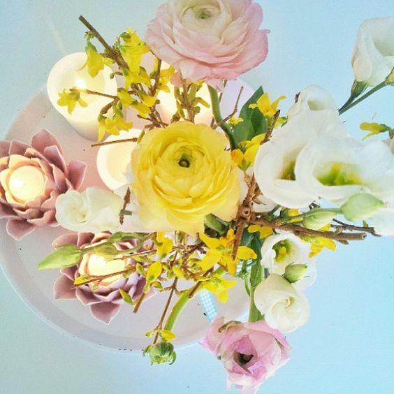 SnapWidget   Bdías ☕ bienvenida #primavera  flores ,instagram