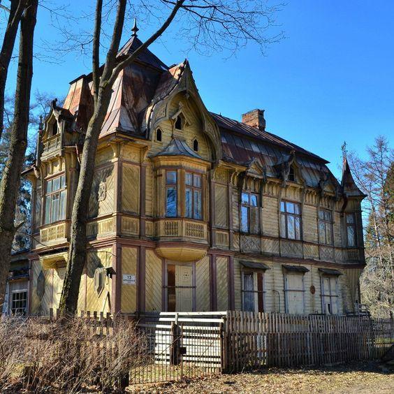 старинные дачи под петербургом: 10 тыс изображений найдено в Яндекс.Картинках