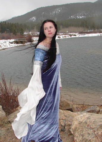 Arwen's Requiem Dress