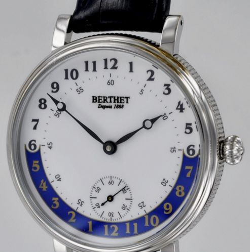BERTHET - Night&Day Chronometer