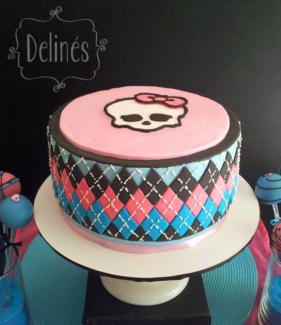Torta Monster high