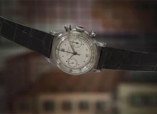"Patek Philippe Ref. 1463 ""Tasti Tondi"" Chronograph"