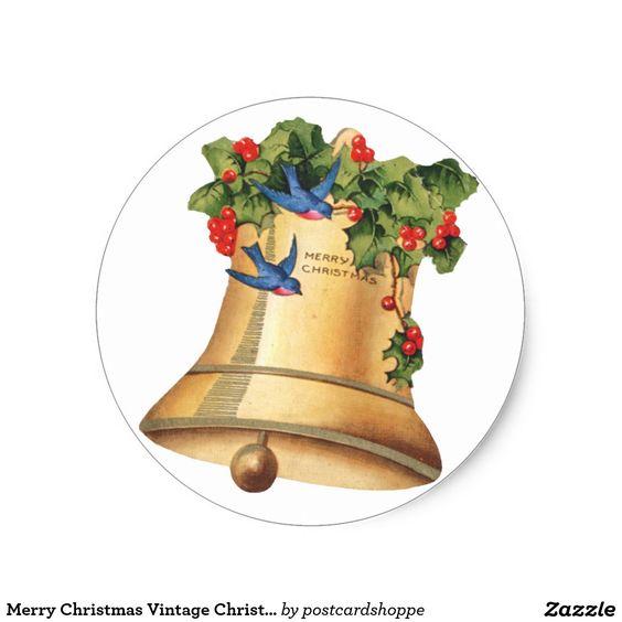 Merry Christmas Vintage Christmas
