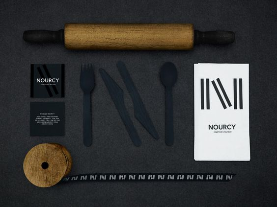 Nourcy branding by lg2 boutique