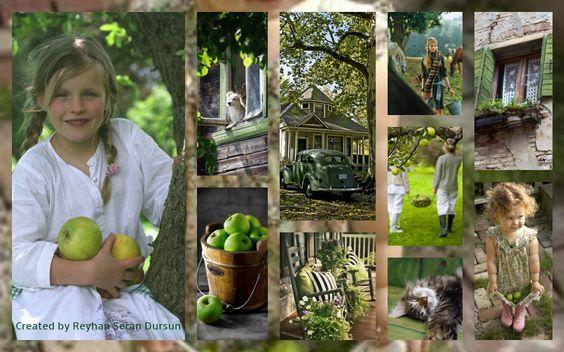 '' Apple Green '' by Reyhan Seran Dursun