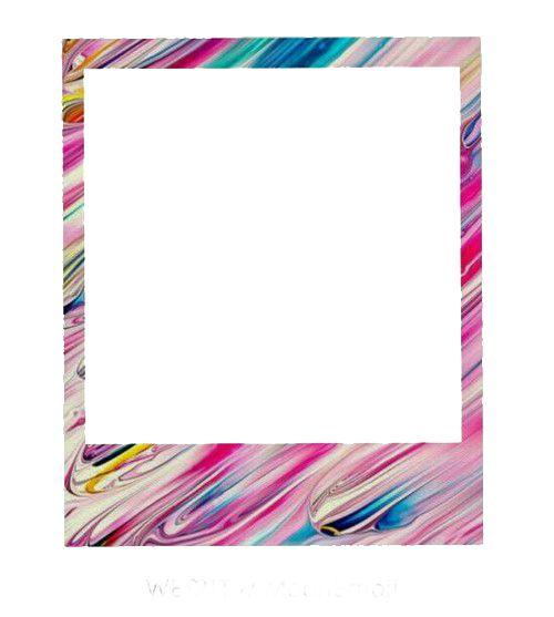 Printables or Cutting files (svg) u2013 you decideu2026 Cadres, Caméo - polaroid template