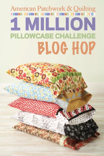 love the idea of making someone a pillow case to make them feel better!