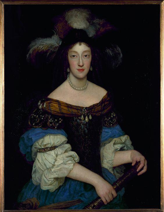 La principessa elettrice Enrichetta Adelaide in costume d'amazzone Jean Delamonce (1635-1708), um1675 München, Bayerische Staatsgemäldesammlungen