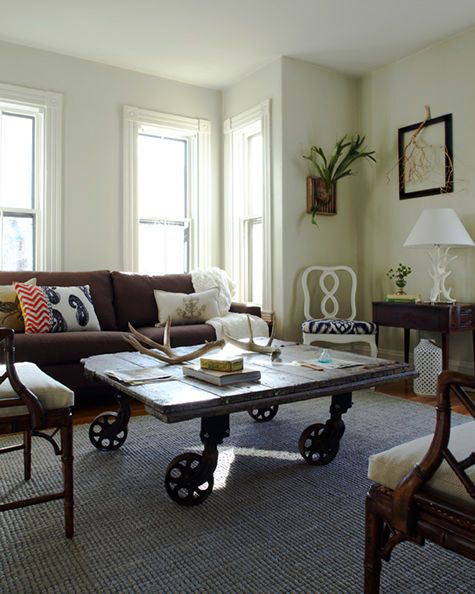 Wheely Coffee Table