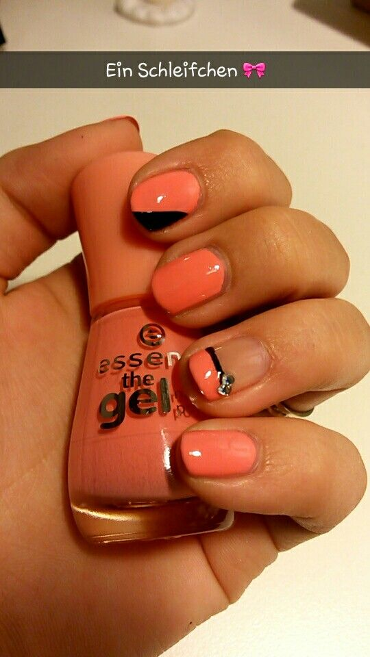 My nails ♡   Schleife