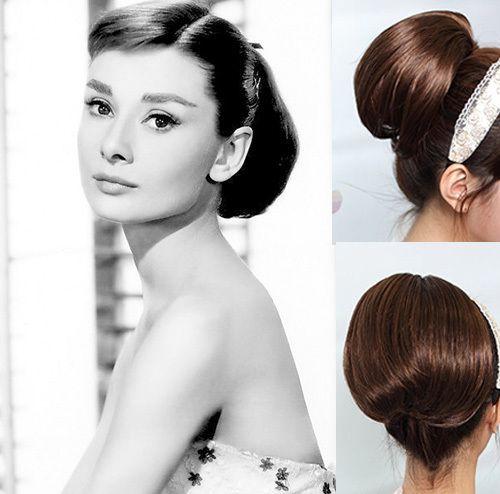 Audrey Hepburn Hairstyles Hairstylo Audrey Hepburn Hair Celebrity Hair Inspiration Hair Icon