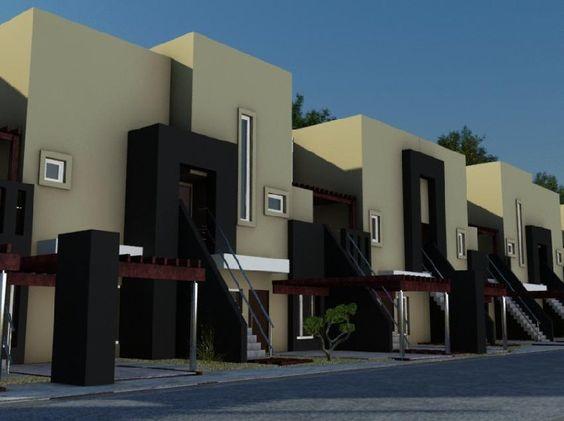 Homes3 render fachadas iv jpg 800 598 arquitectura - Fachadas de bares modernos ...