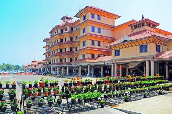 Kochi International Airport, Kochi