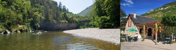 Camping Nature et Rivière *** Yelloh! Village in Sainte-Enimie