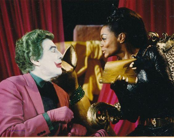 Batman Eartha Kitt As Catwoman Caesar Romero As The Joker Great Photo from $4.95
