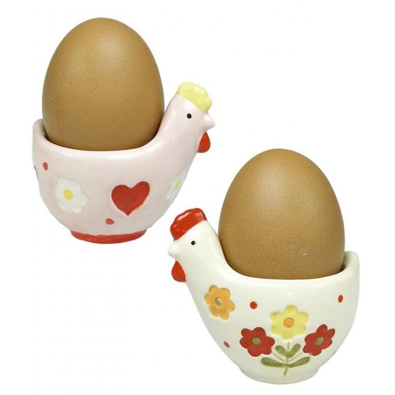 ceramic eggs | Home › Homeware › Tableware › Henrietta Hen Ceramic Egg Cup: