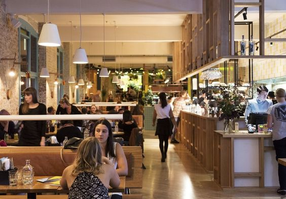 Cafes, Restaurants and Bars Open on Anzac Day 2014 - Food & Drink - Broadsheet Melbourne: Restaurant Bar, Bar Cafe, Cafe Interiors, Bars Restaurants, Cafe Restaurant, Food Drink, Cafes Restaurants