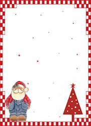 Note noel and rouge on pinterest - Liste pere noel a imprimer ...
