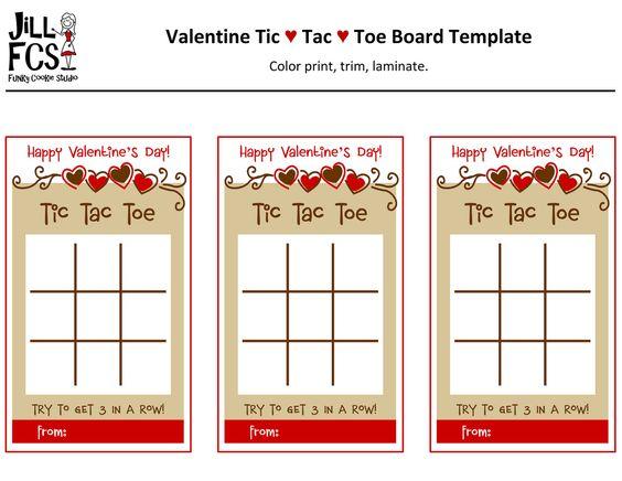 free printable tic tac toe board Valentine Tic-Tac-Toe Board - tic tac toe template
