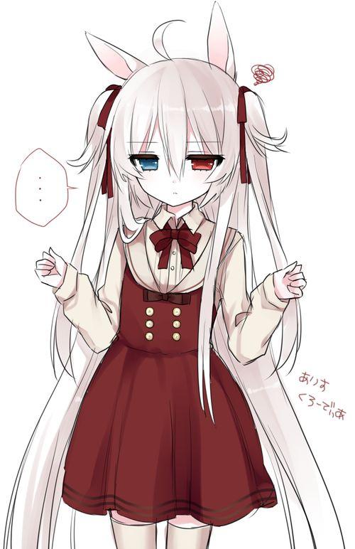 anime girl, girl, and loli image