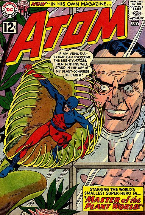 The Atom #1 (nabbed at my 1st ever live auction)