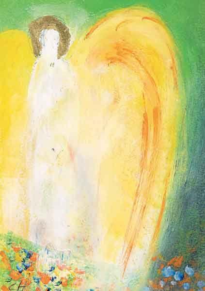 Christel Holl: Engel des Segens