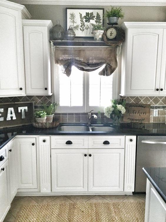 farmhouse kitchens kitchen shelves and farmhouse on pinterest
