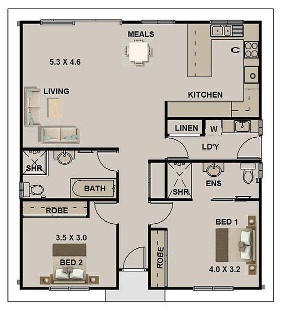 Bedroom Decor Country Ideas Tiny House Floor Plans Cottage Floor Plans Small House Plans
