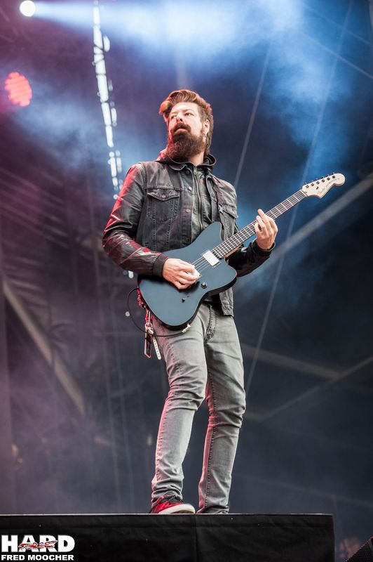 James Root, Stone Sour - Hellfest 2013 by Fred Moocher
