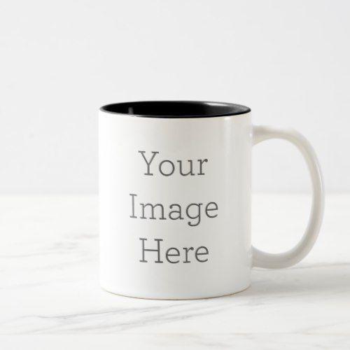 custom mugs - design your own mug no minimum